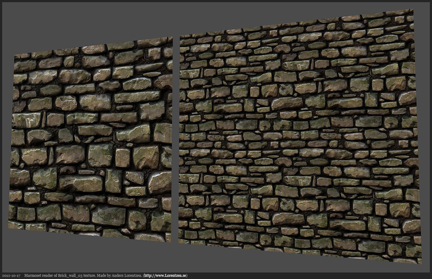 Medieval Dungeon Udk Polycount